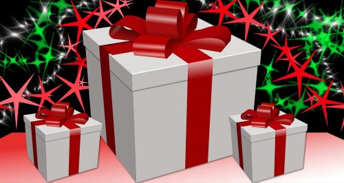 gifts grinding background