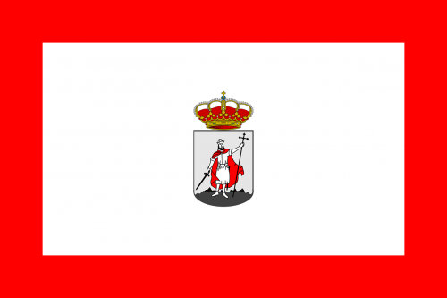 gijon flag city