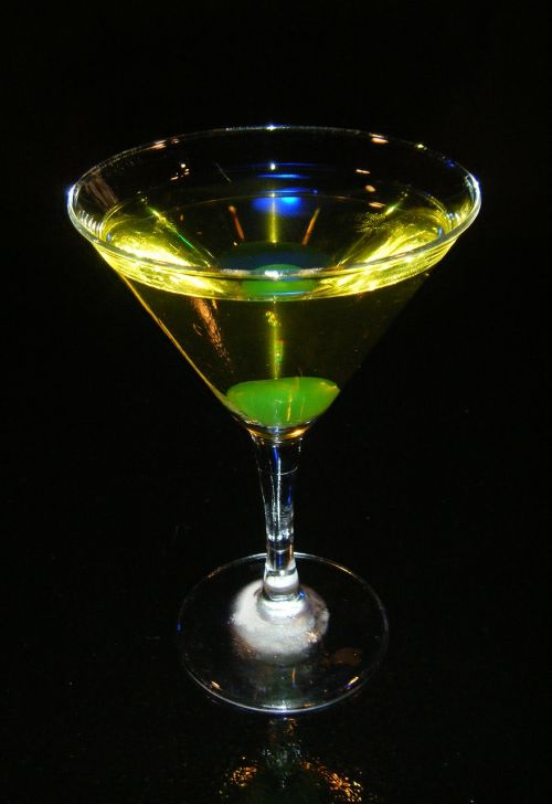 gimlet cocktail glass
