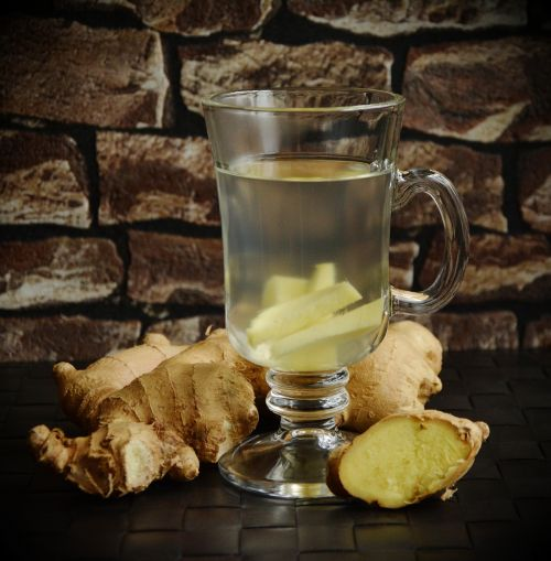 ginger ginger tea ingber