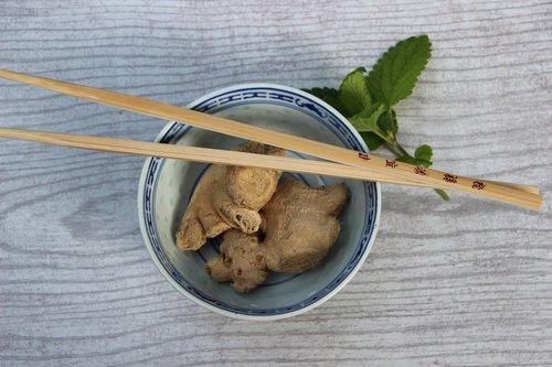 ginger  ginger tuber  ginger root