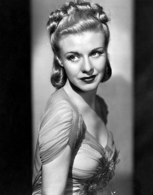 ginger rogers actress vintage