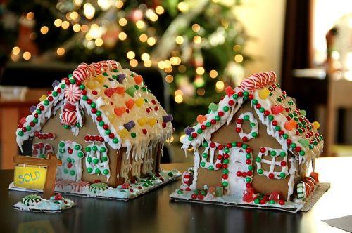 gingerbread holiday christmas