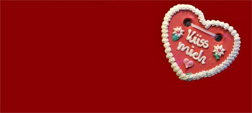 gingerbread heart gingerbread heart