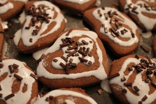 gingerbread holidays kitchen