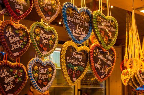 gingerbread gingerbread heart love