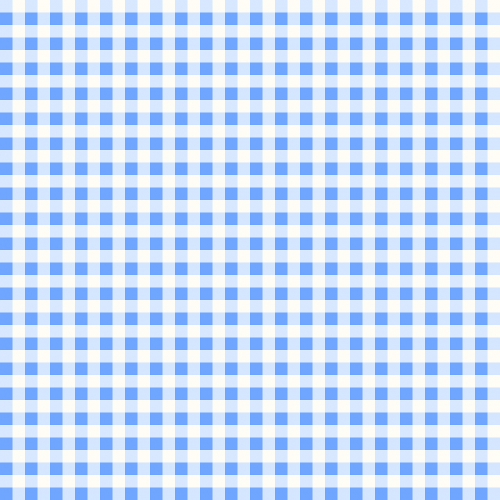 gingham blue country