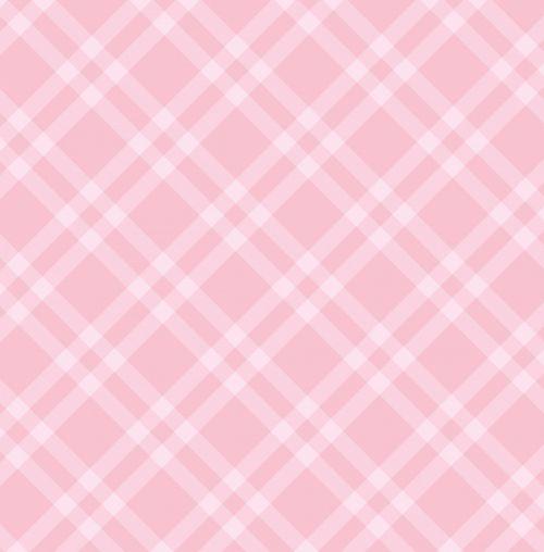 Gingham Checks Pink