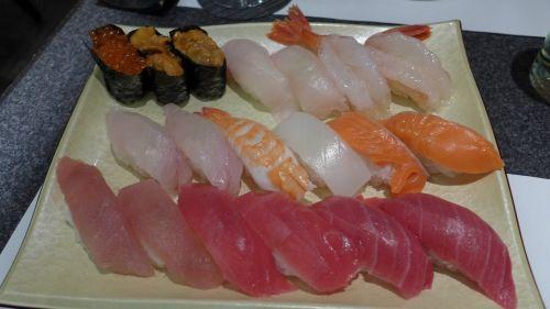 ginza sushi sushi zanmai