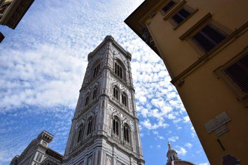 giotto florence tuscany