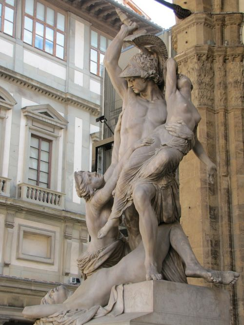 giovanni da bologna the abduction of women this pics statue