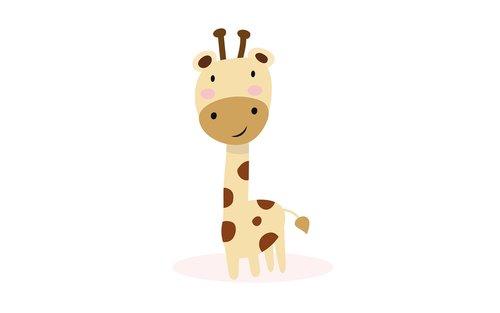 giraffe  sketch  fictional character