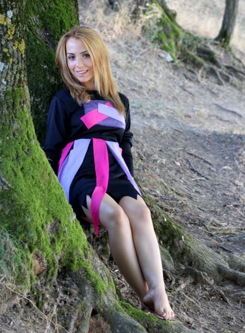 girl forest elf