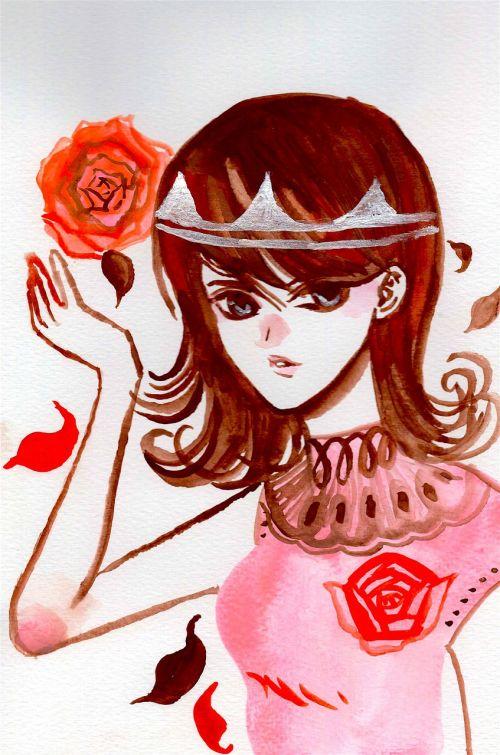 girl beauty manga