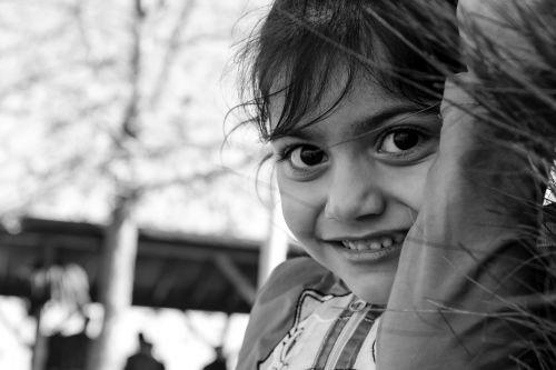 girl female child smile