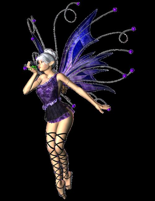 girl woman fairy