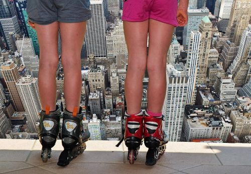 girl inliner skates