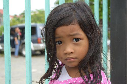 girl sad filipino