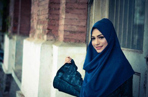 girl indonesian green