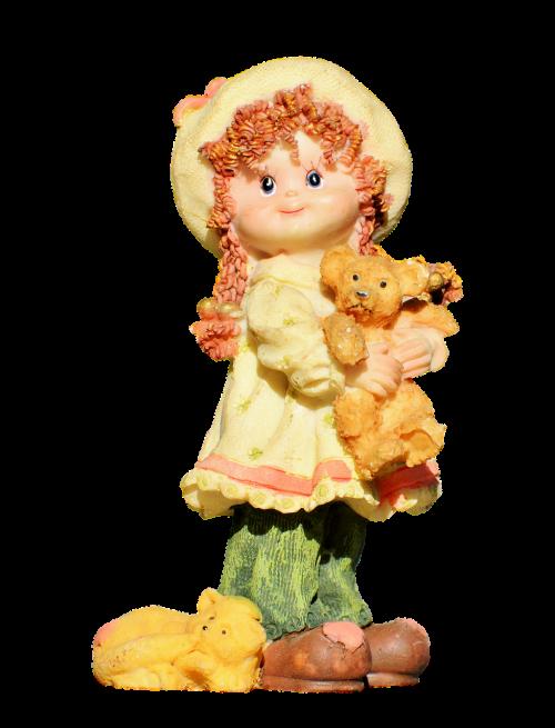 girl doll figure