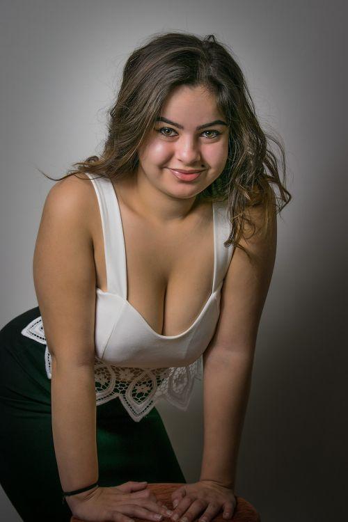 girl portrait woman