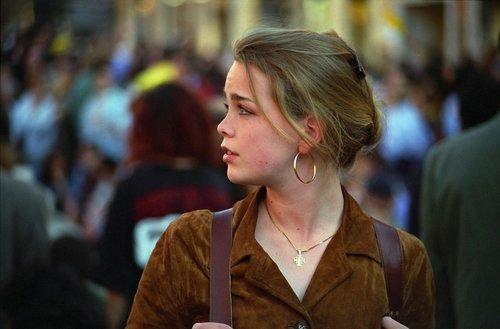 girl  woman  portrait