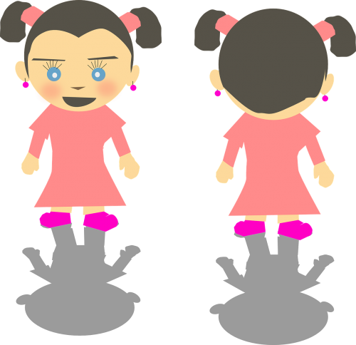 girl child kid