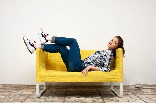 girl  model  photo shoot