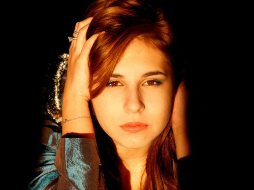 girl portrait princess