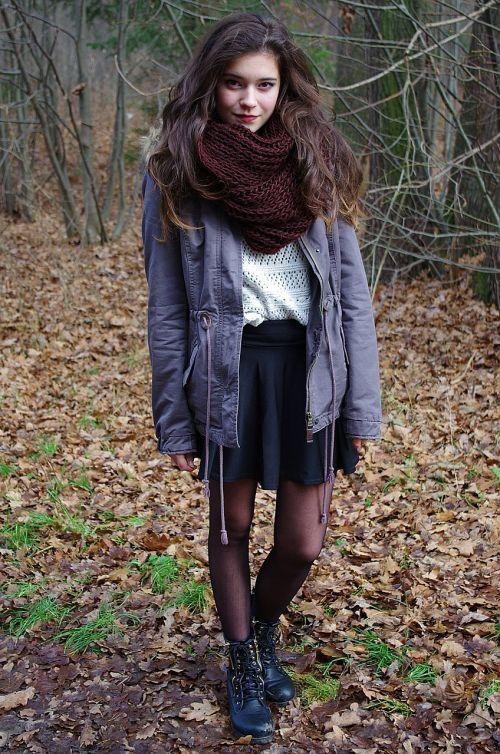girl model fashion