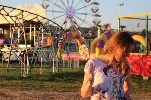 girl lolly lollipop