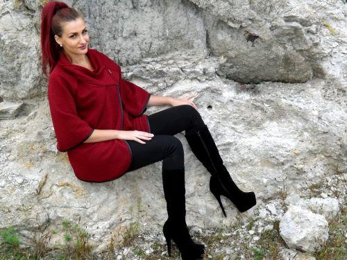 girl fashion boots