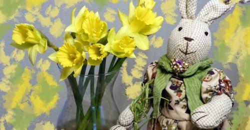 Girl Easter Bunny