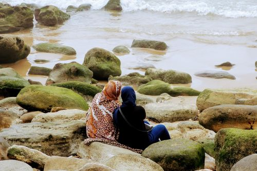 girlfriends sea chat