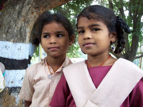 girls india students