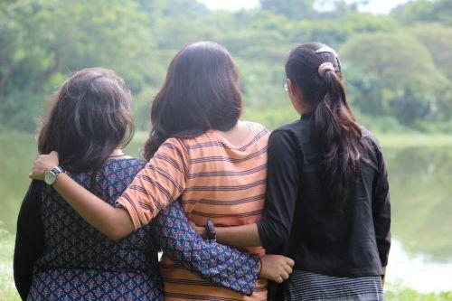 girls women background