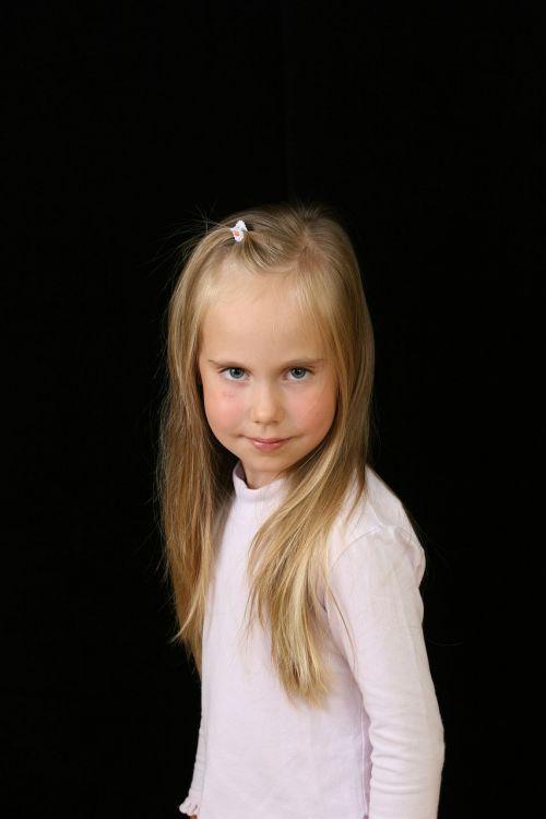 girls child portrait