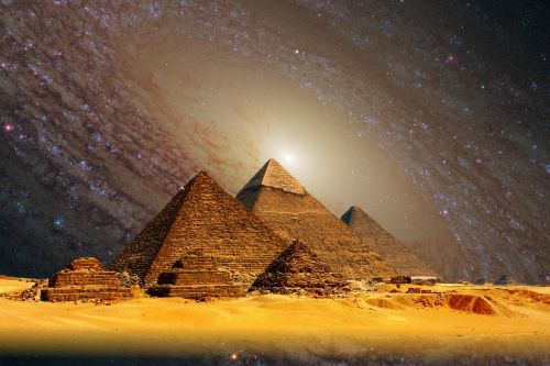 gizeh pyramids cheops