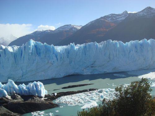 glacier argentina perito moreno