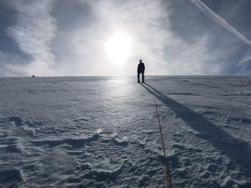 glacier tour bergtour