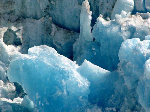glacier ice arctic
