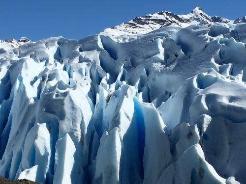 glacier argentina patagonia