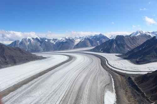glacier kaskawulsh glacier kaskawulsh
