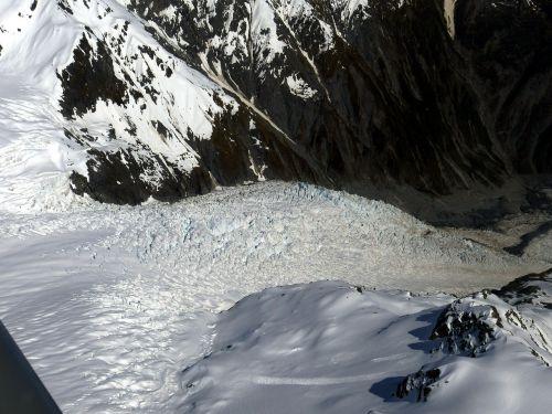 glacier mount cook new zealand