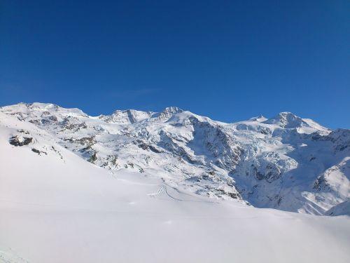 glacier di verrà monte rosa ski