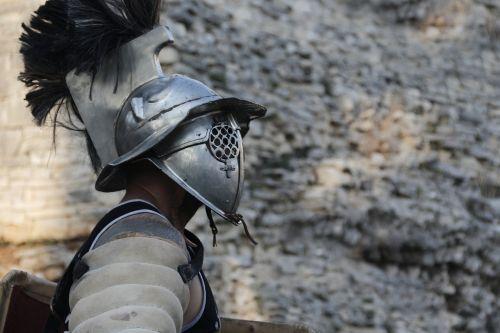 gladiator fighter sword
