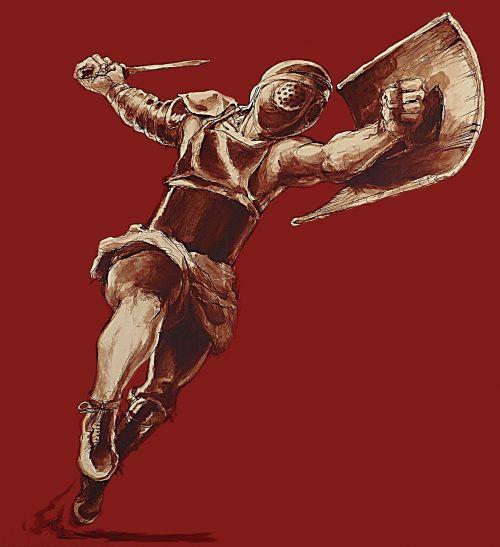 gladiator provocator antonin faure