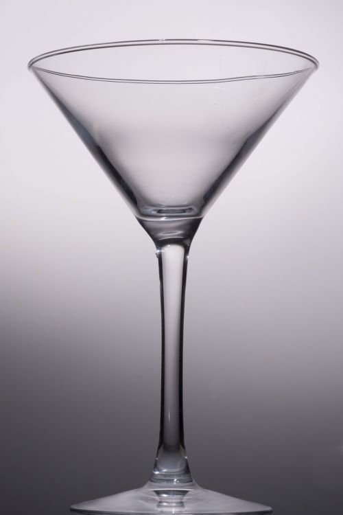glass martini cocktail