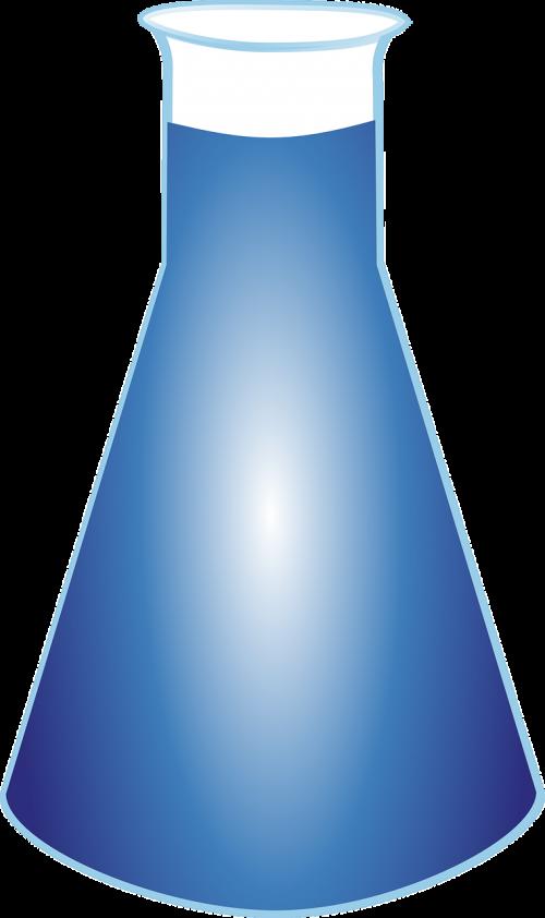 glass bottle flask