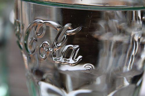 glass empty glass macro
